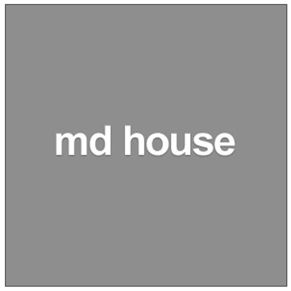 MD HOUSE LOGO